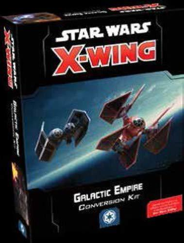 Star Wars X-Wing Miniatures Game - Galactic Empire Conversion Kit - X-Wing 2nd Edition