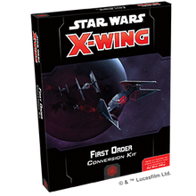 Load image into Gallery viewer, Star Wars X-Wing Miniature Game - First Order Conversion Kit - Star Wars X-Wing 2nd Ed