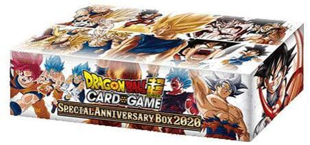 Dragon Ball Super TCG: Special Anniversary 2020