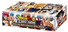 Load image into Gallery viewer, Dragon Ball Super TCG: Special Anniversary 2020
