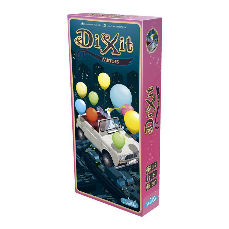Dixit - Mirrors Expansion