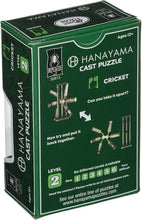 Load image into Gallery viewer, Hanayama Puzzle: Cricket - Level 2