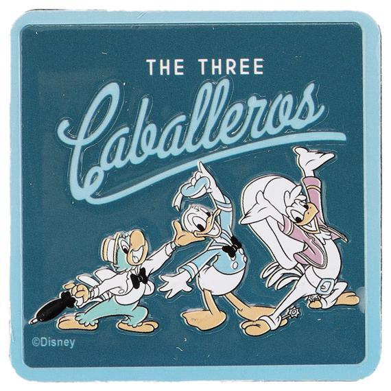 The Three Caberellos Disney Magnet