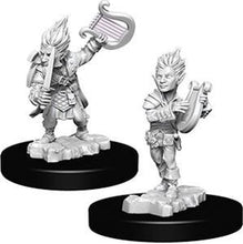 Load image into Gallery viewer, Pathfinder Deep Cuts Miniatures - Gnome Male Bard - Unpainted (WZK73344)