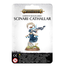 Load image into Gallery viewer, Games Workshop: Age of Sigmar - Lumineth Realm-Lords -  Scinari Cathallar (87-10)