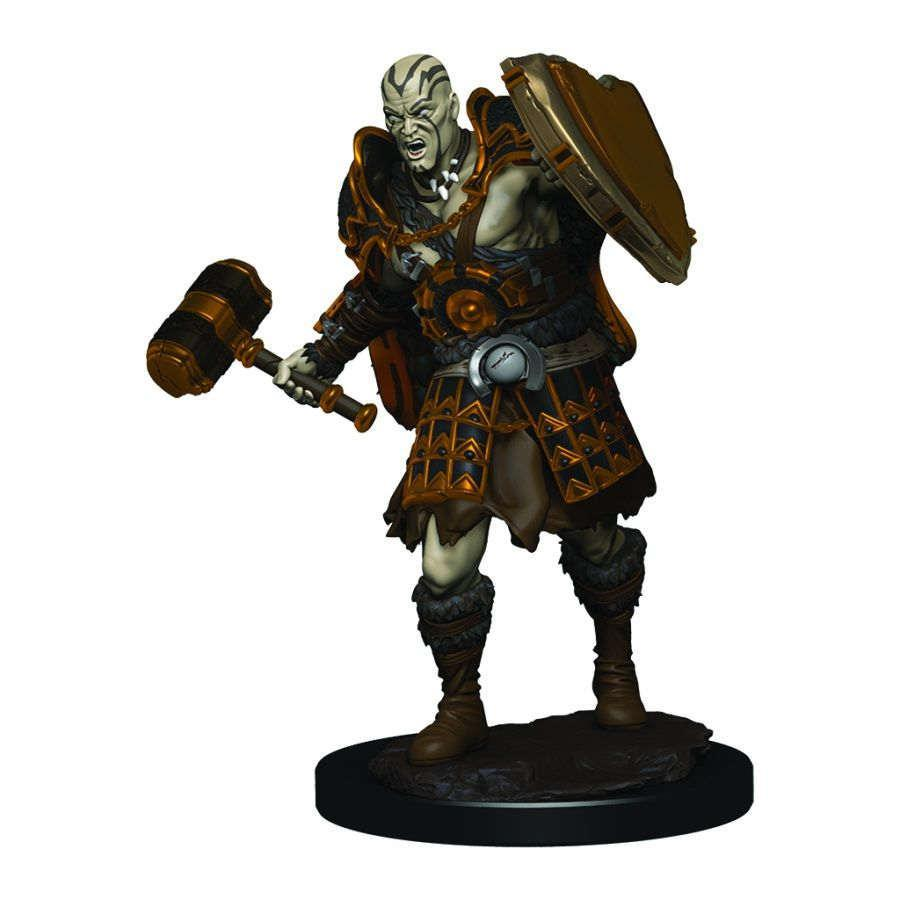 Dungeons & Dragons: Goliath Male Fighter - Icons of the Realm Premium Figures (WZK93014)