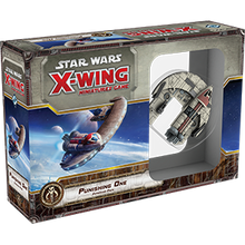 Load image into Gallery viewer, Star Wars X-Wing Miniatures Game - Punishing One - X-Wing 1st Edition