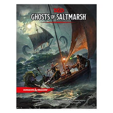 Load image into Gallery viewer, Dungeons & Dragons: Ghosts of Saltmarsh Adventure