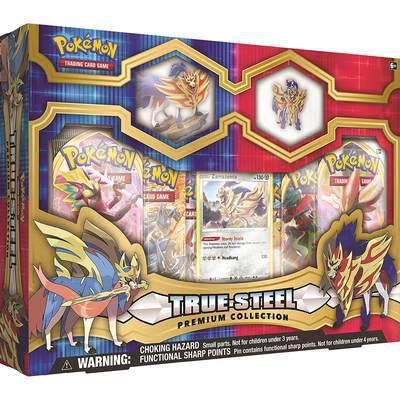 Pokemon TCG: True Steel Premium Power Collection