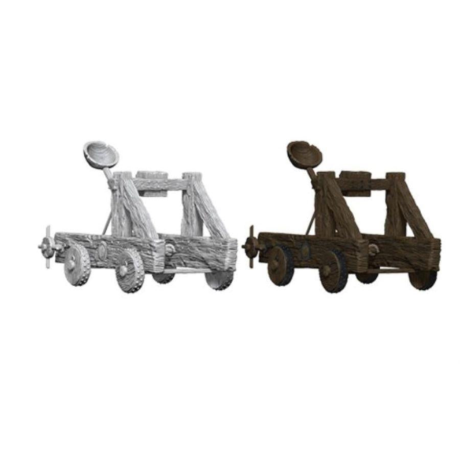 WizKids Deep Cuts Miniatures: Catapult - Wave 12.5 Unpainted (WZK90203)