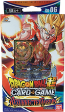 Load image into Gallery viewer, Dragon Ball Super - Series 5 Starter Deck #6 - Resurrected Fusion Case