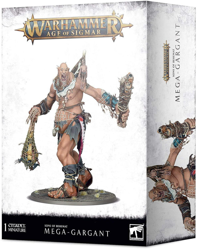 Games Workshop: Age of Sigmar - Sons of Behemat - Mega-Gargant (93-02)
