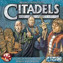 Load image into Gallery viewer, Citadels: Classic