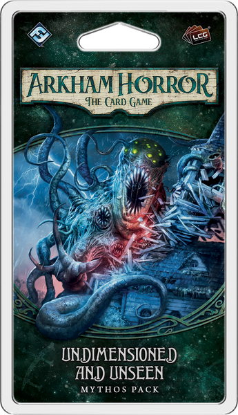 Arkham Horror LCG - Undimensioned and Unseen - Mythos Pack