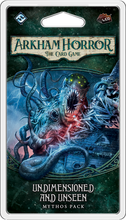 Load image into Gallery viewer, Arkham Horror LCG - Undimensioned and Unseen - Mythos Pack