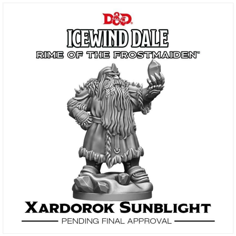 D&D Icewind Dale: Rime of the Frostmaiden - Xardorok Sunblight