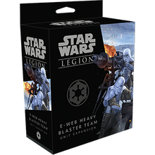 Load image into Gallery viewer, Star Wars Legion - Imperial - E-Web Heavy Blaster Unit