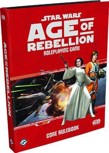 Star Wars RPG - Age of Rebellion - Core Rulebook