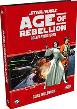 Load image into Gallery viewer, Star Wars RPG - Age of Rebellion - Core Rulebook