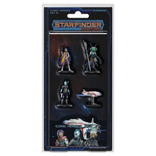 Load image into Gallery viewer, Starfinder RPG: Miniatures - Iconic Heroes Set 1