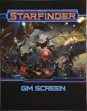 Load image into Gallery viewer, Starfinder RPG: GM Screen