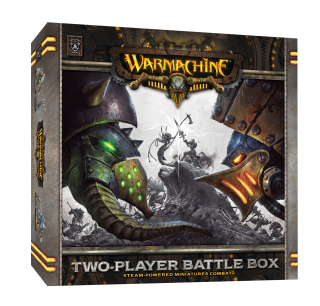 Warmachine: Two Player Battle Box