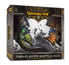 Load image into Gallery viewer, Warmachine: Two Player Battle Box