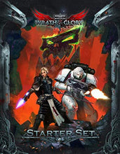 Load image into Gallery viewer, Warhammer 40,000: Wrath & Glory RPG - Starter Set