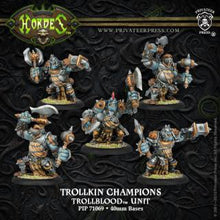 Load image into Gallery viewer, Hordes: Trollblood - Trollkin Champions (Plastic)