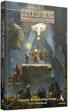 Load image into Gallery viewer, Talisman Adventures: Core Rulebook