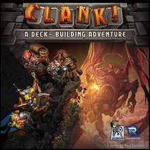 Load image into Gallery viewer, Clank! A Deck-Building Adventure