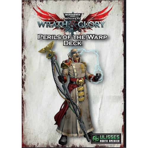 Warhammer 40K Wrath & Glory RPG - Perils of the Warp Deck