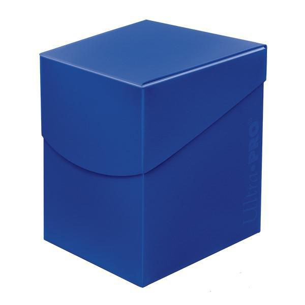 Ultra Pro: Eclipse PRO 100+ Deck Storage Box - Pacific Blue (1)