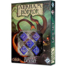 Load image into Gallery viewer, Arkham Horror: Blessed Dice Set