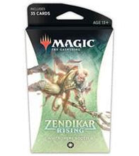 Load image into Gallery viewer, Magic the Gathering: Zendikar Rising - Theme Booster