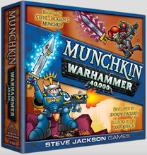 Load image into Gallery viewer, Munchkin - Warhammer 40,000