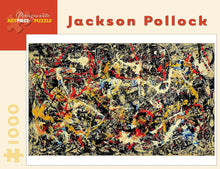 Load image into Gallery viewer, Pomegranate ArtPiece Puzzles: Jackson Polluck - Convergence - 1000 Piece Puzzle