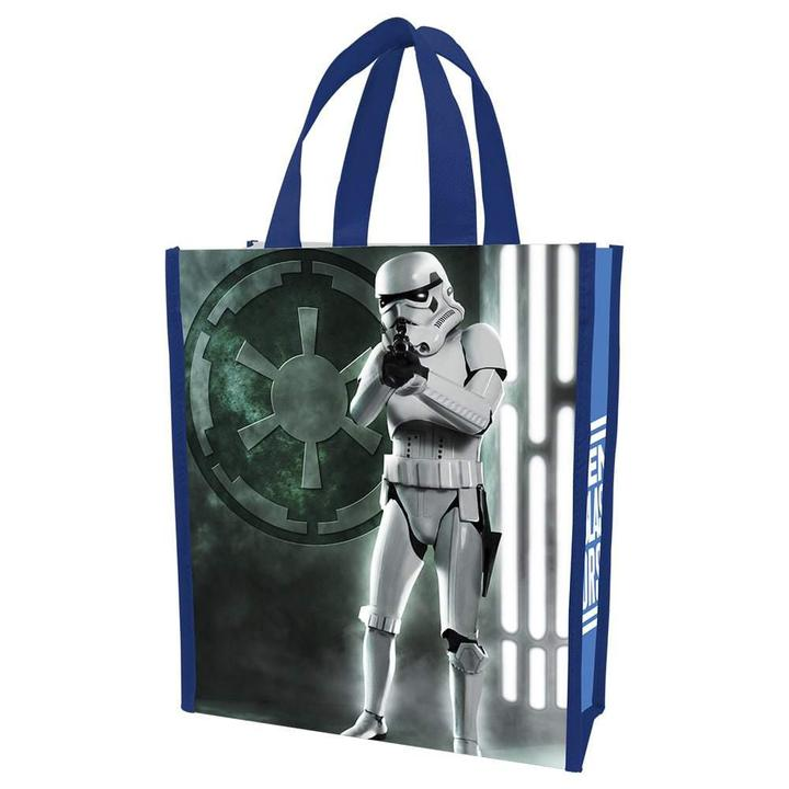 Small Recycled Tote Bag - Star Wars Stormtrooper