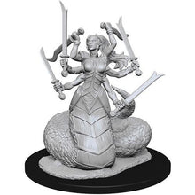 Load image into Gallery viewer, D&D Nolzur's Marvelous Miniatures - Marilith - Unpainted (WZK73534)