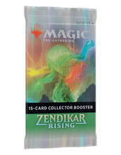 Load image into Gallery viewer, Magic the Gathering: Zendikar Rising - Collector Booster Pack