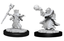 Load image into Gallery viewer, D&D Nolzur's Marvelous Miniatures - Male Gnome Wizard - Unpainted