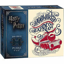 Load image into Gallery viewer, Harry Potter: Hogwarts Express - 200 Piece Puzzle
