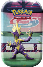 Load image into Gallery viewer, Pokemon TCG: Galar Power Mini Tin - Toxtricity
