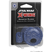 Load image into Gallery viewer, Star Wars X-Wing Miniature Game - Separatist Alliance Maneuver Dial Upgrade Kit - X-Wing Miniature Game 2nd Ed
