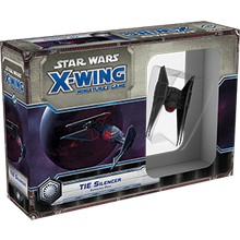 Load image into Gallery viewer, Star Wars X-Wing Miniature Game - TIE Silencer - Star Wars X-Wing 1st Ed