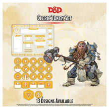 Load image into Gallery viewer, D&D: Token Set - Cleric