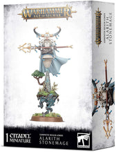 Load image into Gallery viewer, Games Workshop: Age of Sigmar - Lumineth Realm-Lords - Alarith Stonemage (87-55)