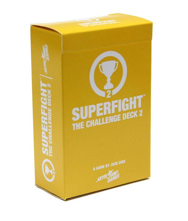 Superfight - Challenge Deck 2