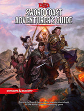 Load image into Gallery viewer, D&D - Sword Coast Adventurer's Guide