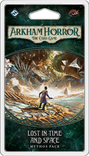 Load image into Gallery viewer, Arkham Horror LCG: Lost Time & Space - Mythos Pack
